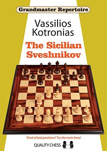 The Sicilian Sveshnikov: Kotronias, Vassilios