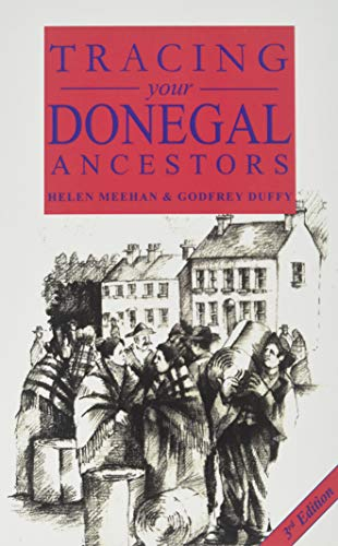 9781907990229: A Guide to Tracing Your Donegal Ancestors