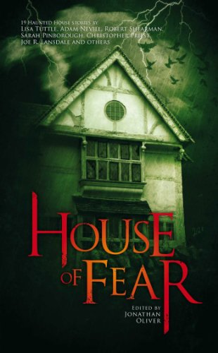 9781907992070: House of Fear: An Anthology of Haunted House Stories