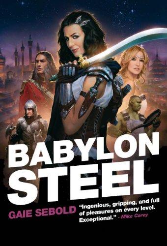 9781907992377: Babylon Steel