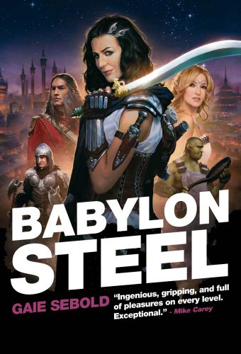 9781907992384: Babylon Steel