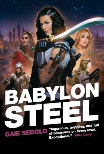 9781907992384: Babylon Steel
