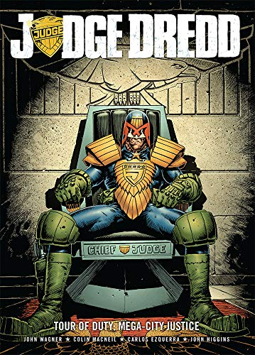 9781907992391: Judge Dredd Tour of Duty: Mega City Justice