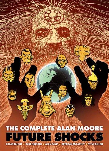 9781907992520: COMP ALAN MOORE FUTURE SHOCKS