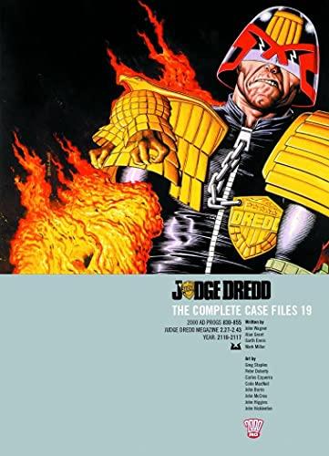 9781907992964: Judge Dredd: The Complete Case Files 19.