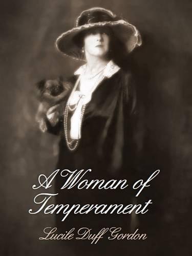 9781908002426: A Woman of Temperament