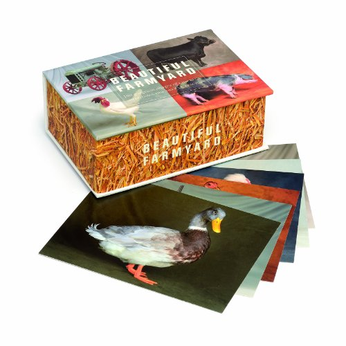 9781908005311: Beautiful Farmyard: 100 Gorgeous Portraits of Chickens, Cows, Ducks, Owls, Pigeons, Pigs, Rabbits, Sheep & Tractors