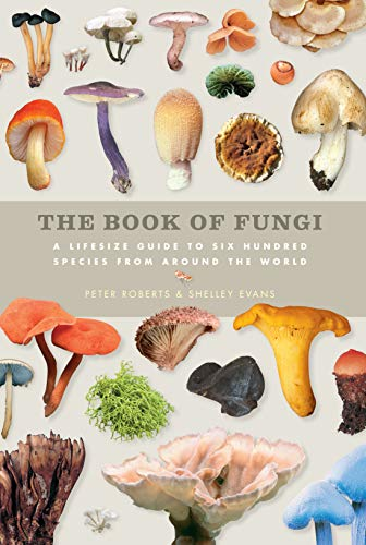 9781908005854: The Book of Fungi: A Life-Size Guide to Six Hundred Species from Around the World