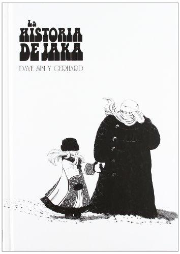 Cerebus: la historia de Jaka (1908007222) by Dave Sim