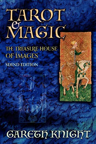 9781908011350: Tarot & Magic: The Treasure House of Images