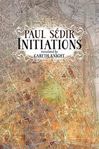 Initiations (Paperback): Paul Sedir