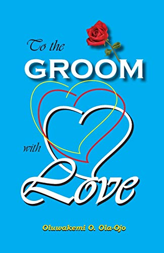 9781908015105: TO THE GROOM WITH LOVE