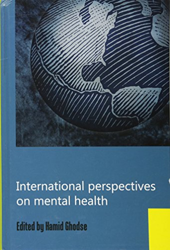 9781908020000: International Perspectives on Mental Health
