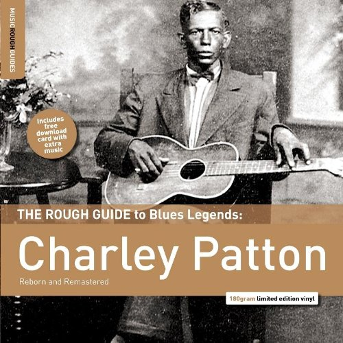 9781908025296: The Rough Guide to Blues Legends: Charle [Vinilo]