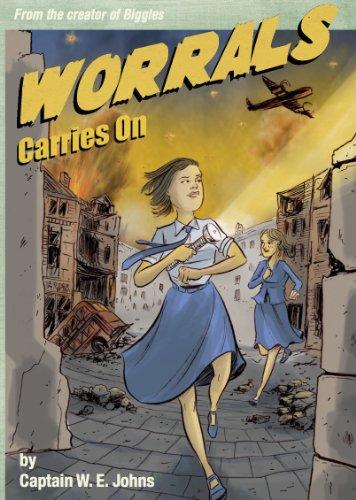 Worrals Carries On: W. E. Johns,Matt
