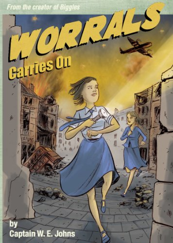 9781908041104: Worrals Carries On