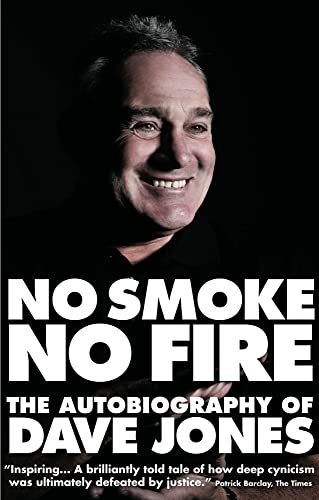 9781908051196: No Smoke, No Fire: The Autobiography of Dave Jones