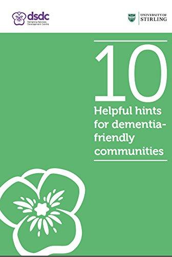 9781908063212: 10 Helpful Hints for Dementia-Friendly Communities