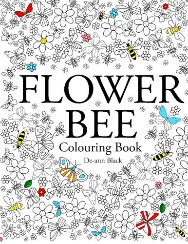 9781908072948: Flower Bee: Colouring Book