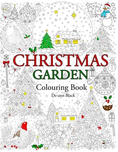 9781908072979: Christmas Garden: Colouring Book