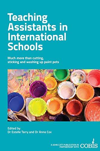 Teaching Assistants in International Schools: Estelle Tarry