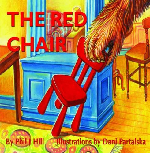 The Red Chair (1908105372) by Phil Hill