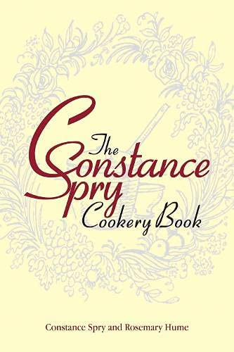 Constance Spry Cookery Book (Hardcover): Constance Spry