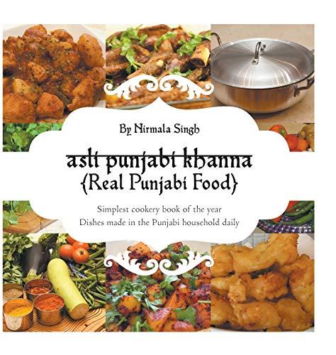 9781908128638: asli punjabi khanna {Real Punjabi Food}