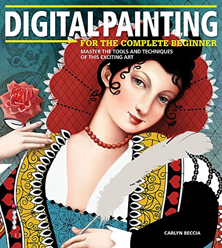 9781908150240: Digital Painting for the Complete Beginner