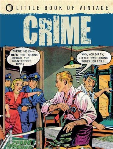 The Little Book of Vintage Crime: Pilcher, Tim