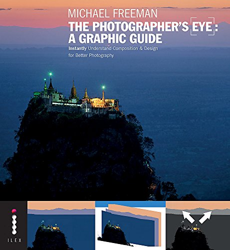 9781908150912: The Photographer's Eye: A Graphic Guide: Instantly Understand Composition and Design for Better Photography