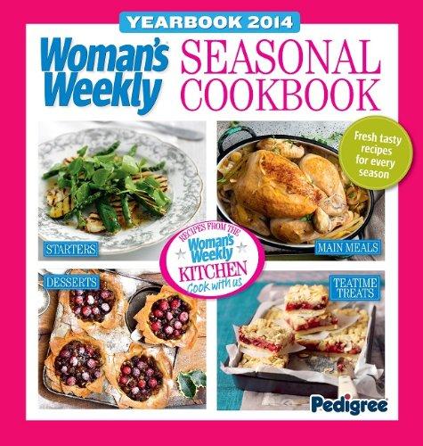 9781908152169: Woman's Weekly Seasonal Cookbook Yearbook 2014