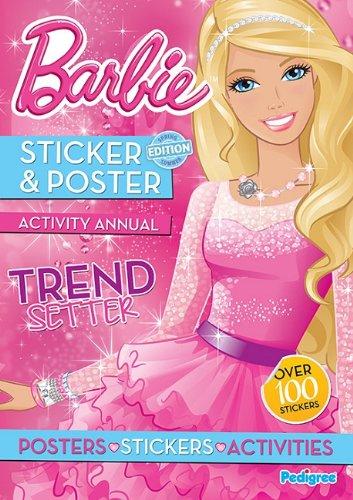 9781908152220: Barbie Sticker & Poster Activity Annual