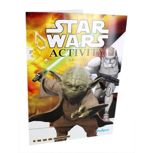 Star Wars Activity Annual - Book 1: theworks