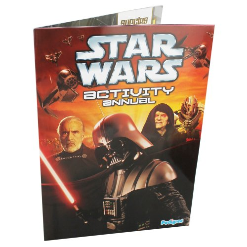 Star Wars Activity Annuel - Book 3: theworks