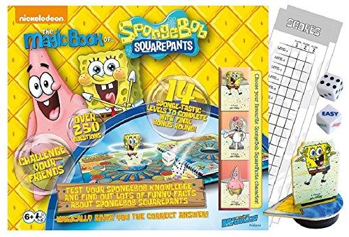 9781908152435: Magic Book of Spongebob Squarepants