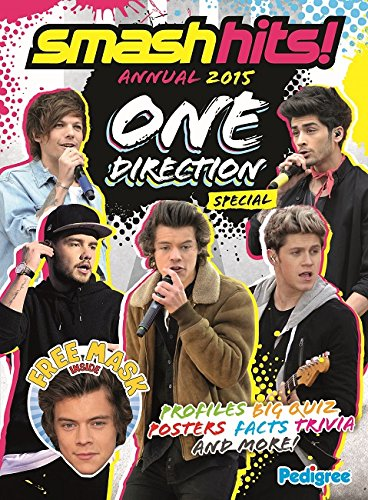 Smash Hits One Direction Annual 2015: Pedigree Books Ltd