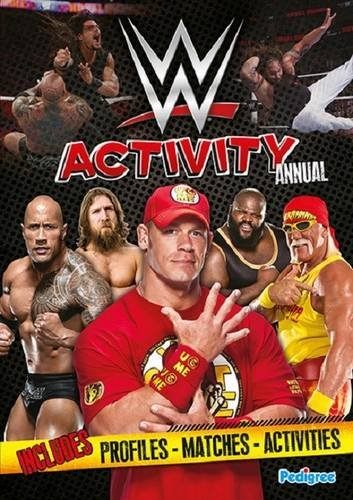 9781908152855: WWE Activity Annual 2015
