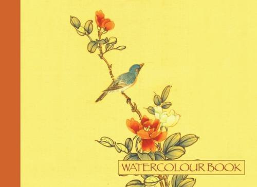 9781908163462: Watercolour Book : Blue Bird on Blossom
