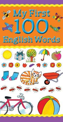 9781908164223: My First 100 English Words (My First 100 Words)