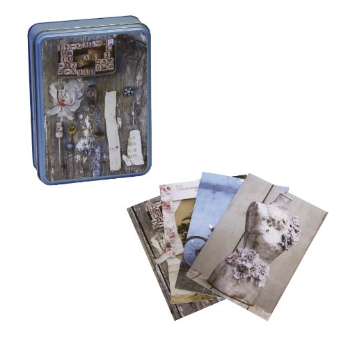 Tinned Notecards 20 Pack (190817062X) by Paperstyle