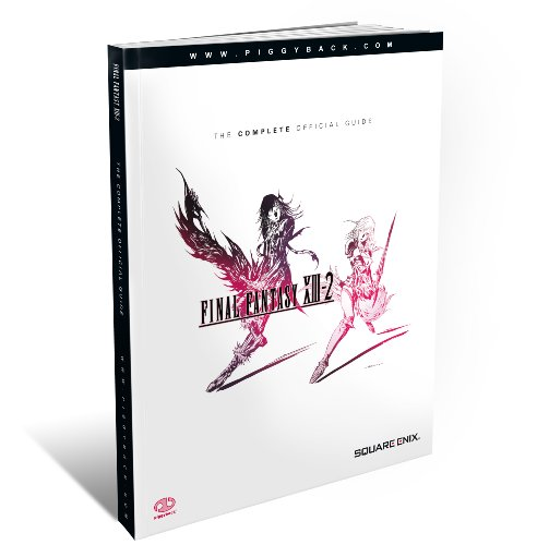 9781908172112: Final Fantasy XIII-2 - The Complete Official Guide