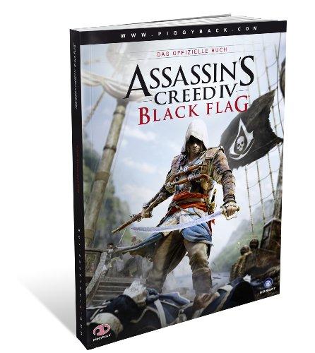 9781908172402: Assassin's Creed 4 - Black Flag - Das Offizielle Buch [Importación Alemana]