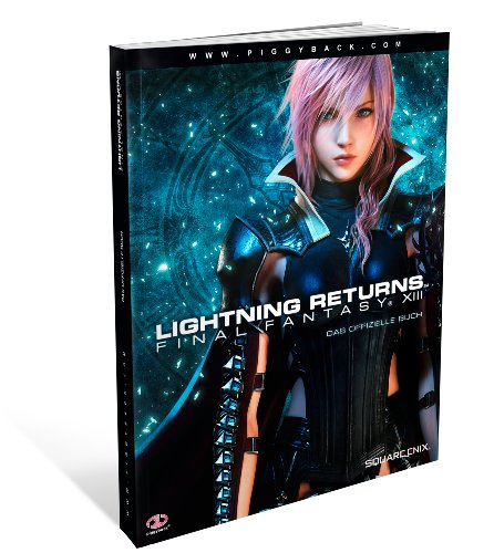 9781908172501: Lightning Returns:Final Fantasy 13-Das off. Buch