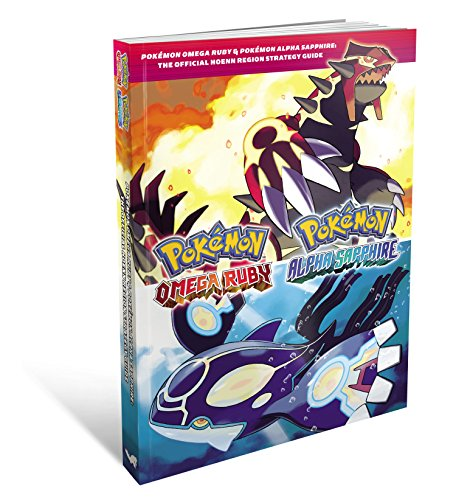 9781908172624: Pokemon Omega Ruby & Pokemon Alpha Sapphire - The Official H