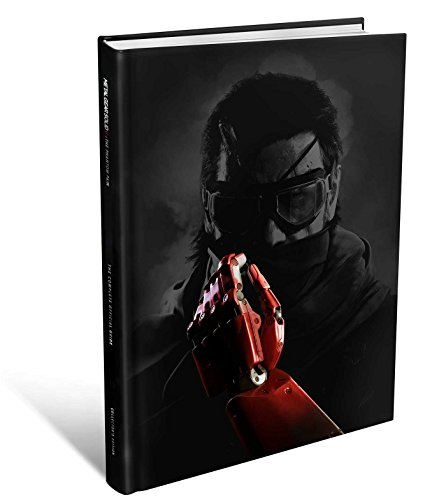 9781908172761: Metal Gear Solid V: The Phantom Pain: The Complete Official Guide Collector's Edition