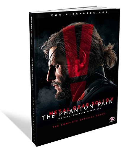 9781908172778: Metal Gear Solid V: The Phantom Pain: The Complete Official Guide