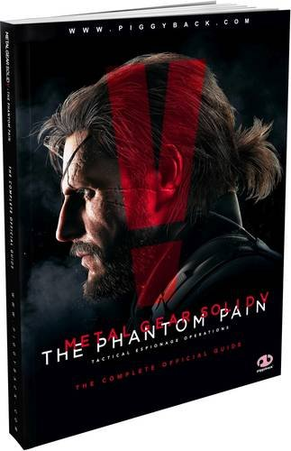 9781908172792: Metal Gear Solid V: The Phantom Pain, the Complete Official Guide