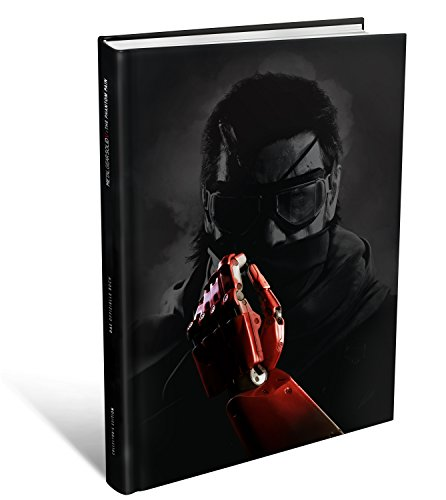 9781908172822: Metal Gear Solid 5 – The Phantom Pain Collector's Edition (Officiel Solution livre)