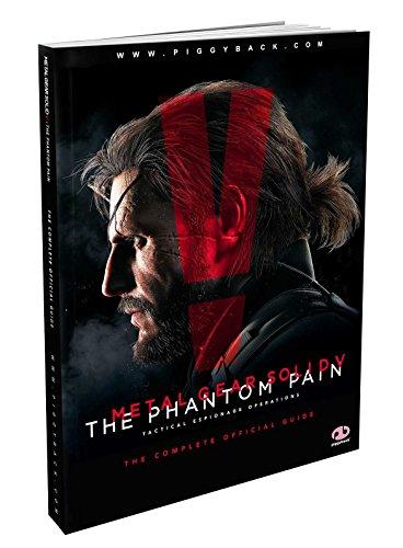 9781908172877: Metal Gear Solid V. The Phantom Pain. La Guía Oficial Completa (Castellano)